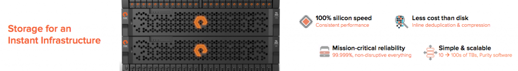 Pure Delivers Instant Infrastructure