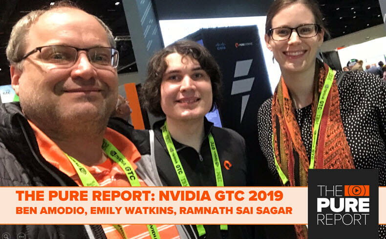 The Pure Report GTC Feature Image