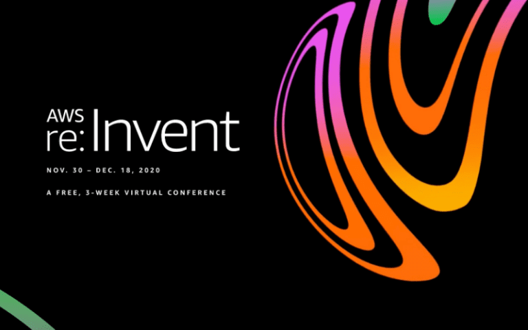 Join Us Online for AWS 2020 re:Invent 2020