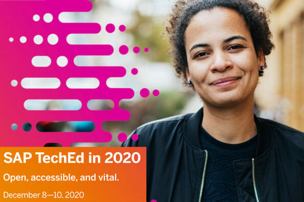 Join Pure for SAP TechEd 2020